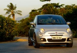 Fiat 500 Sport MultiAir 1.4 16V Flex
