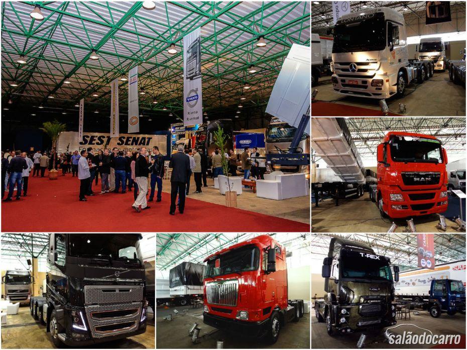 TransExpo Latin America - Feira internacional de logística e transporte