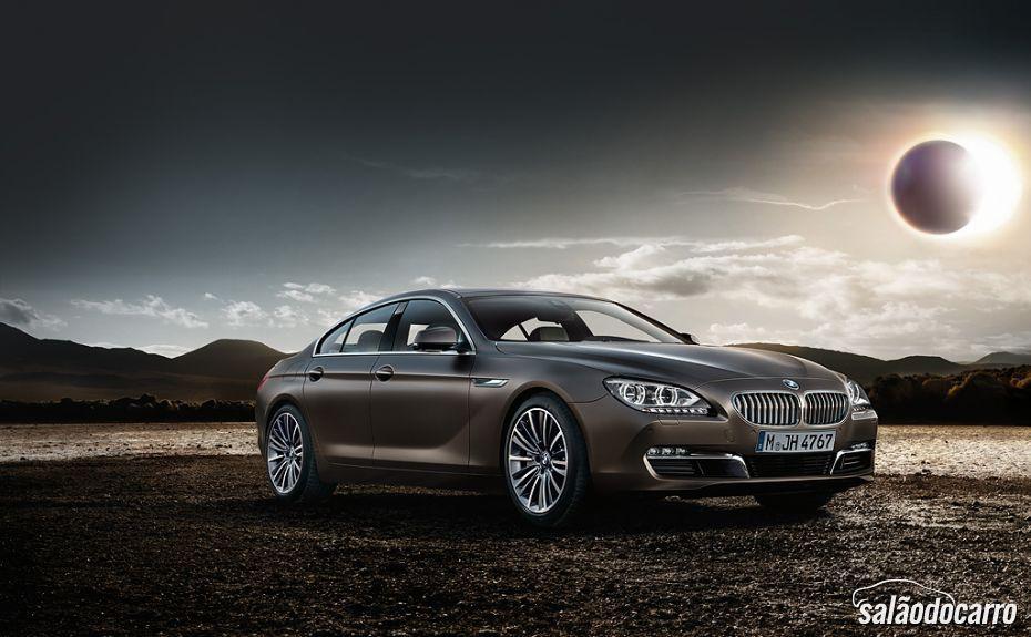 BMW anuncia Série 6 Gran Coupé 2015 no Brasil por R$ 369.950