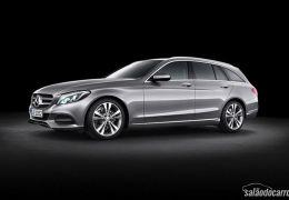 Novo Mercedes-Benz Classe C ganha versão perua