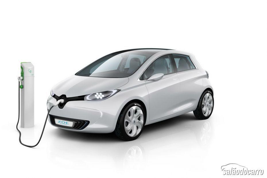 Renault Twingo Elétrico tem lançamento adiado