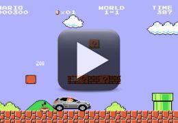Mario Bros troca kart pelo novo GLA