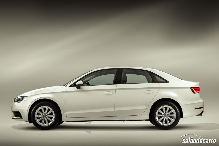 Audi A3 1.4 TFSI chega ao Brasil por R$ 94.800