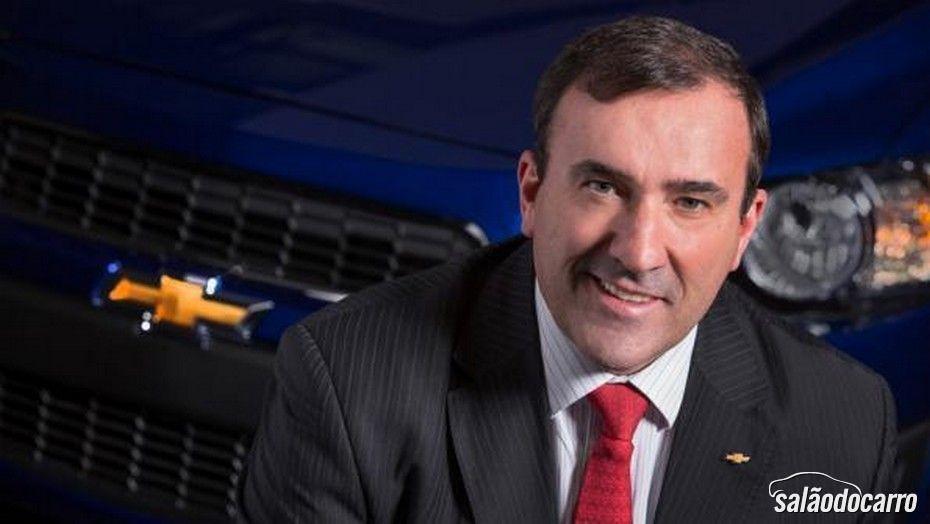 """Presidente da Chevrolet: """"Brasil só terá produtos de primeira geração!"""""""