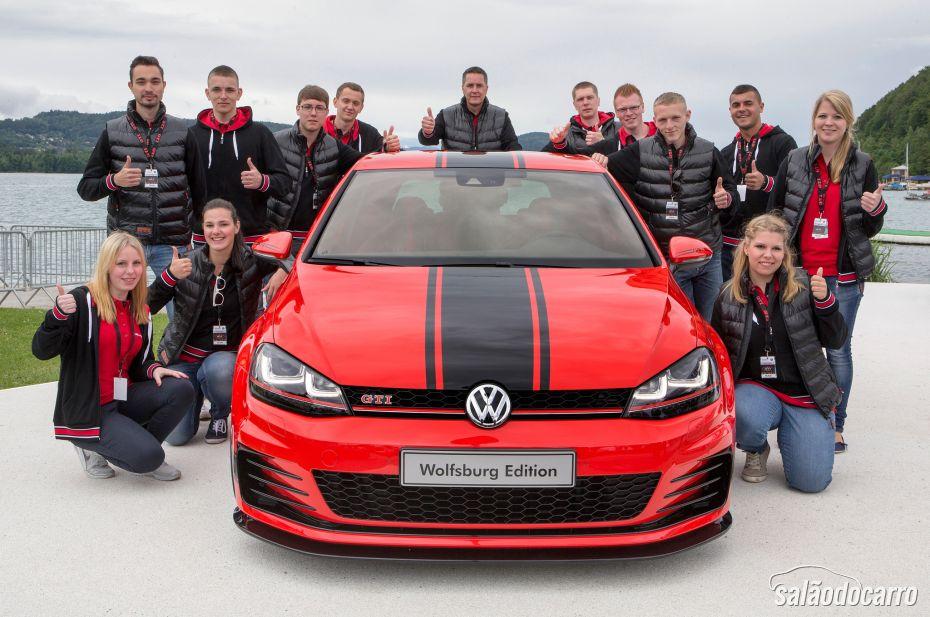 Golf GTI ganha edição especial Wolfsburg