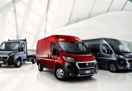 Impressões do Novo Fiat Ducato, direto da Itália