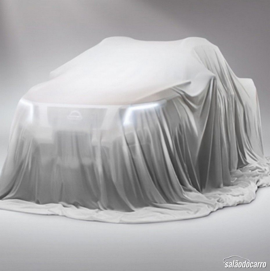 Nissan prepara nova Frontier