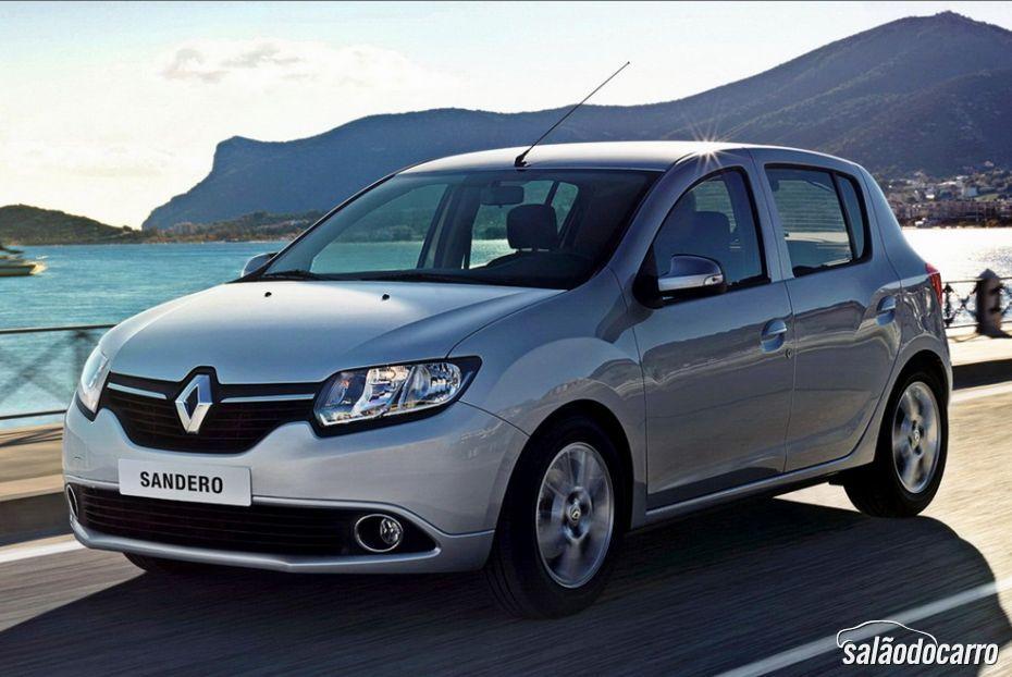 Renault Sandero ganhará nova geração