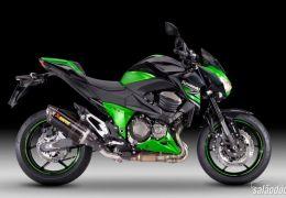 Kawasaki lança Z800 Performance Edition na Europa
