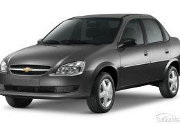 Chevrolet Classic 2015 chega ao Brasil com preço de R$ 30.696