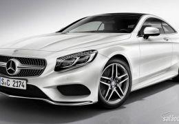 Mercedes-Benz lança kit AMG Line para o Classe S