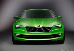 Skoda lançará coupé Vision C
