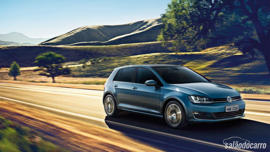 Volkswagen oferece novos pacotes para o Golf