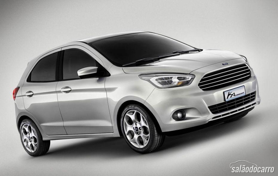 Novo Ford Ka será o carro brasileiro mais ecológico
