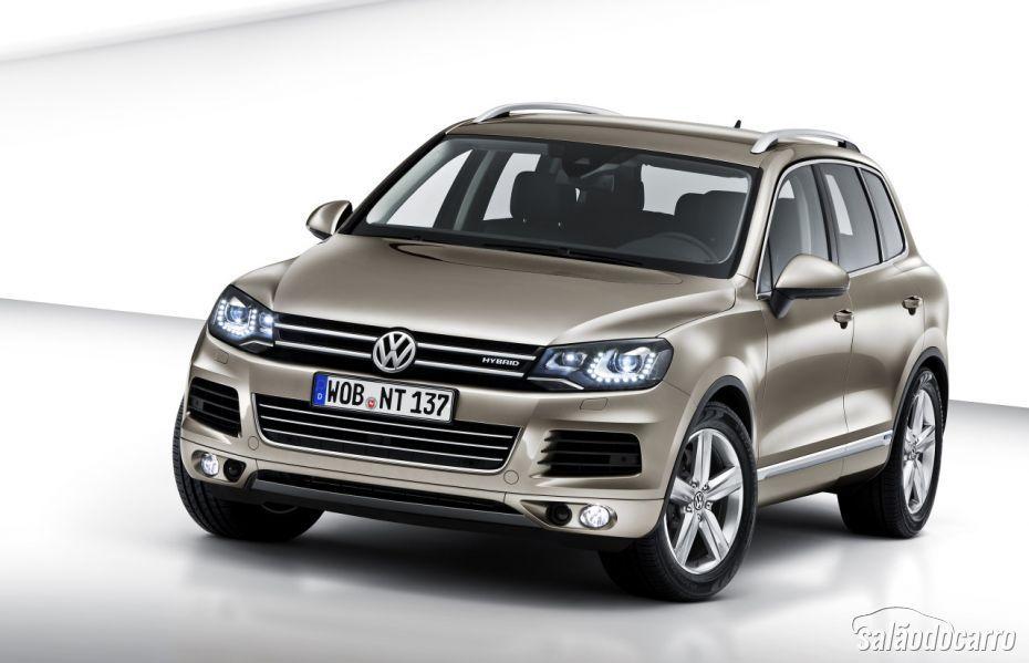 Volkswagen pretende triplicar sua gama de SUVs