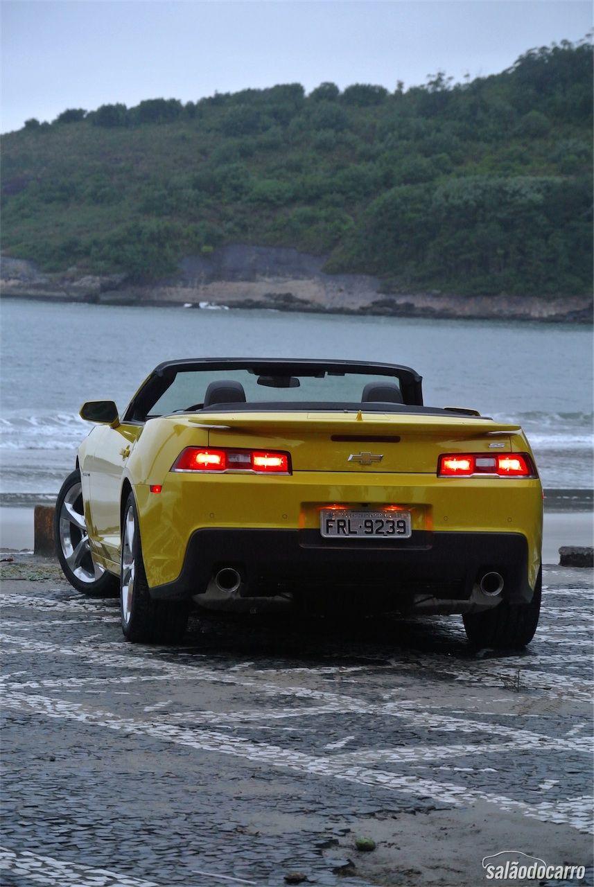 Chevrolet Camaro SS Sunrise