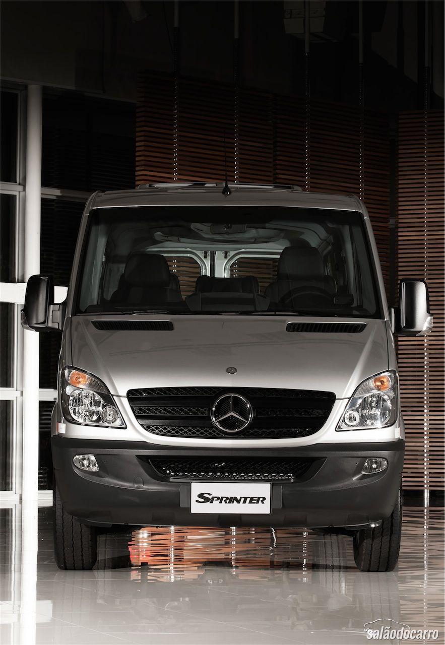 Nova Mercedes-Benz Sprinter 415 CDI 9+1