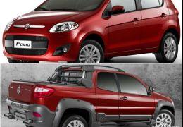 Fiat é a líder de vendas em maio
