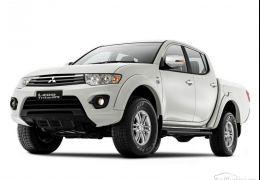 Mitsubishi L200 pode ser vendida pela Fiat em 2016