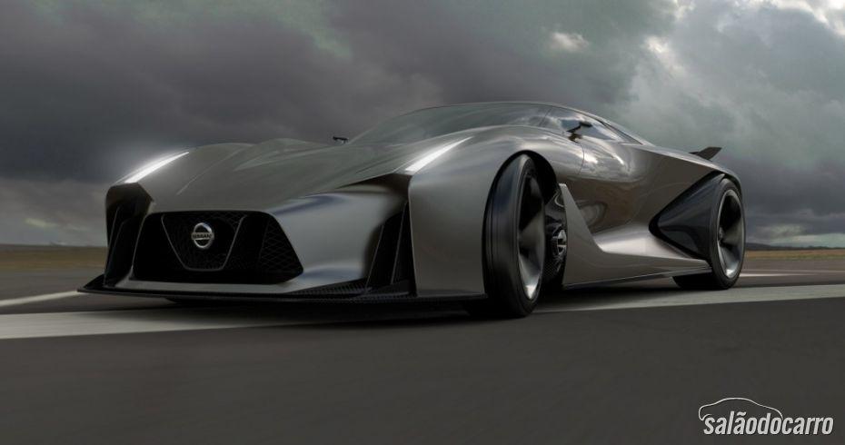 Confira o Concept 2020 Vision Gran Turismo