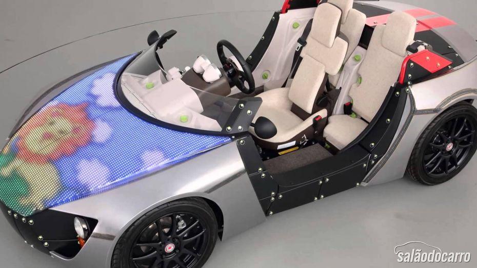 Conheça este curioso carro conceito da Toyota
