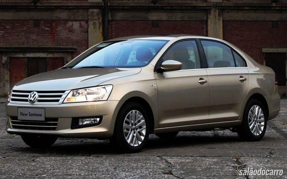 China ganhará Volkswagen Santana 1.4 TSI