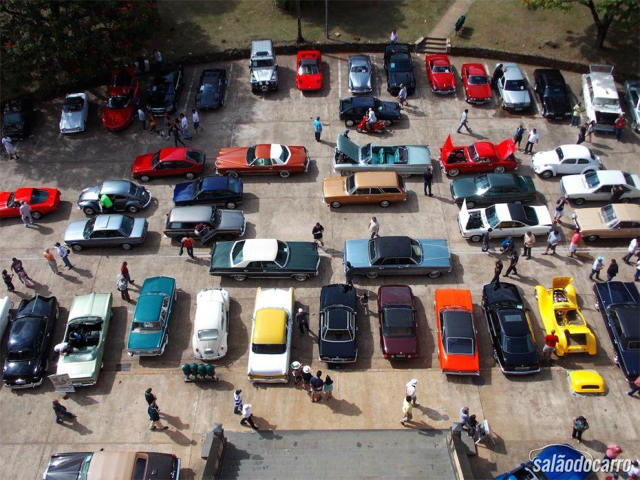 Brazil Classics Fiat Show: 21ª edição do Encontro Nacional de Carros Antigos