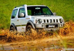 Suzuki faz recall do Jimny