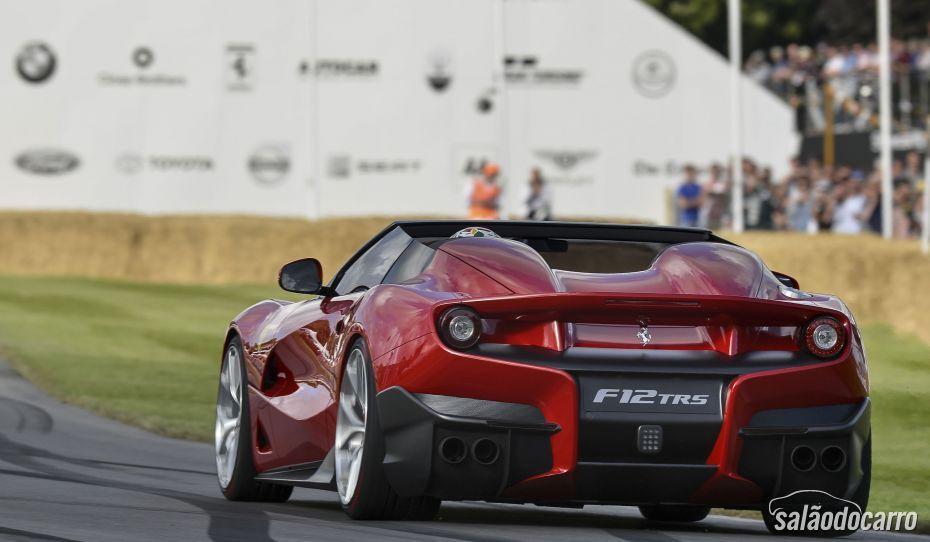 Ferrari F12 TRS é a mais cara da história: R$ 9,5 milhões