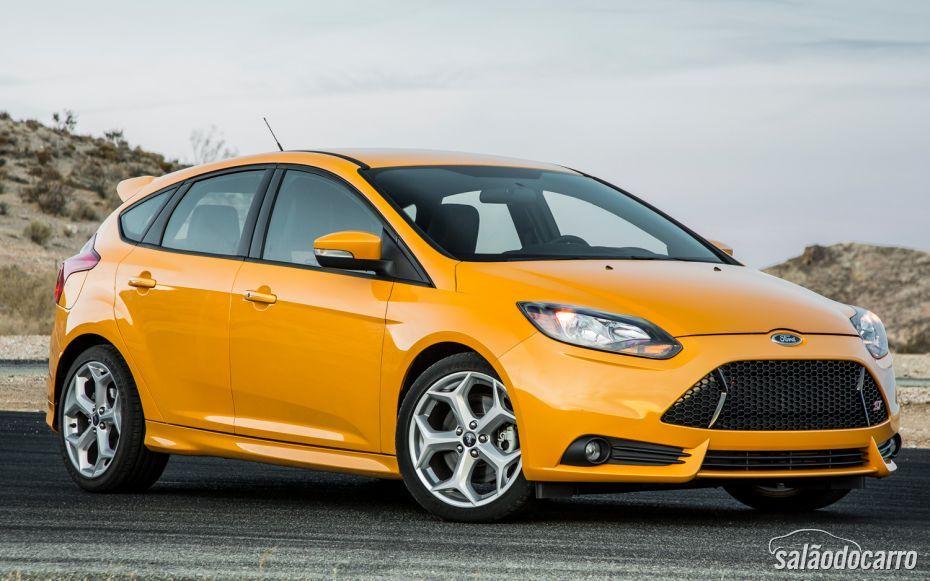 Ford lança oficialmente novo Focus ST