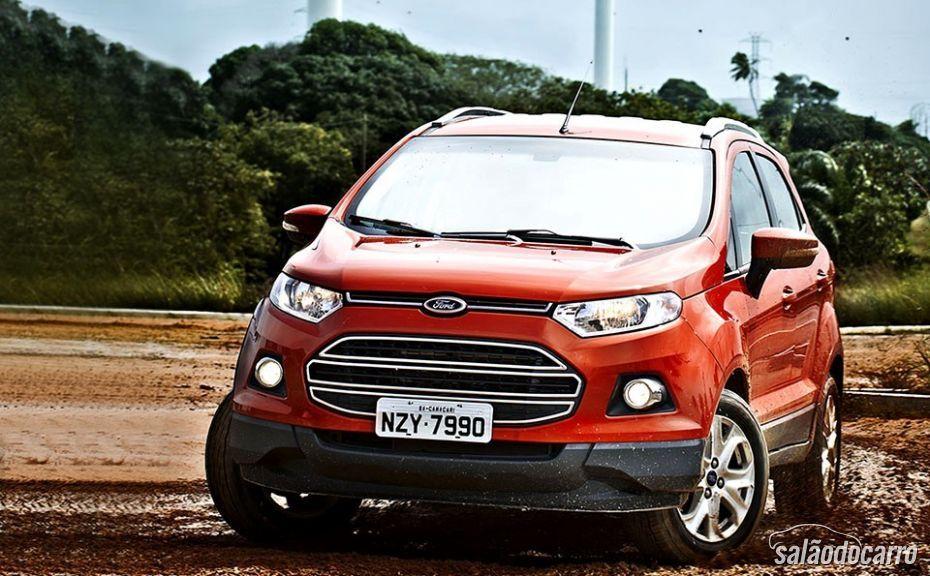 Ford EcoSport 2015 tem preços a partir de R$ 62.990