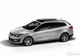 Renault lança edição Limited do Megane e do Scenic