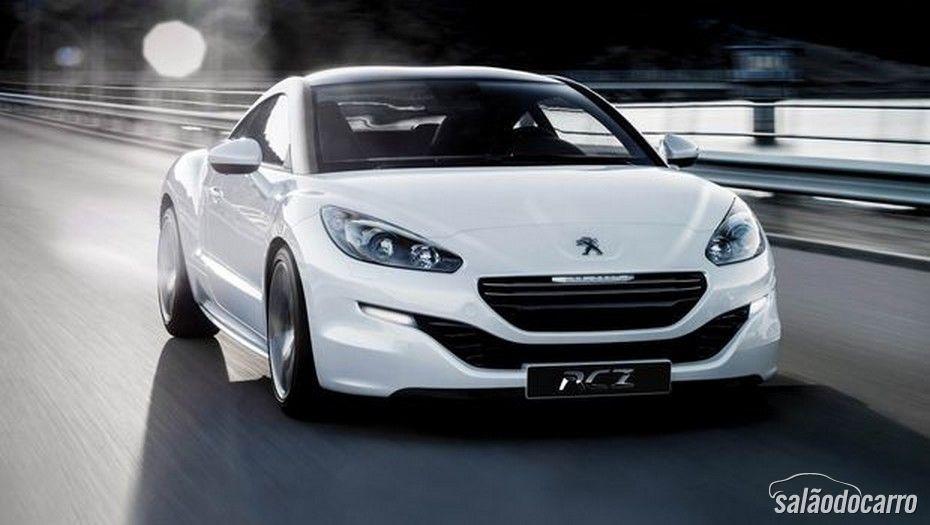 Peugeot confirma segunda geração do coupé RCZ