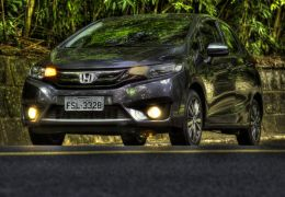Teste do Honda Fit EX