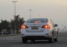 Teste do Nissan Sentra S