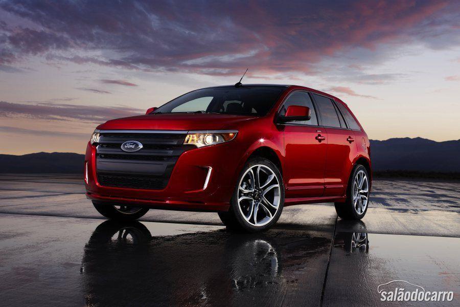 Ford convoca recall de mais de 100 mil sedãs e SUVs nos EUA