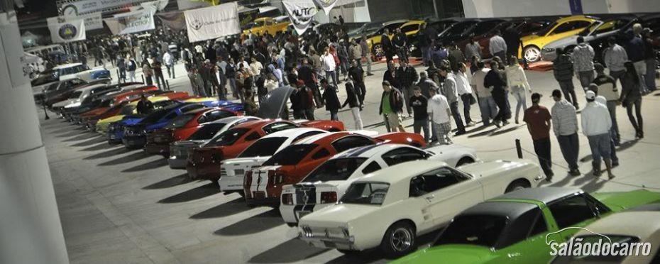 Ford Mustang comemorará 50 anos no Anhembi