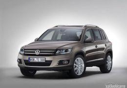 Volkswagen oferece taxa zero para o Tiguan e o Jetta