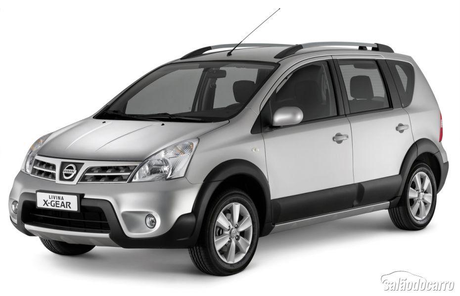 Nissan Livina dá adeus em 2014