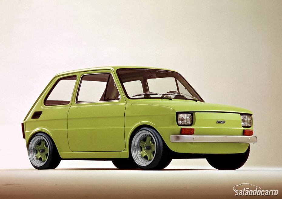 Fiat comemora 38 anos no Brasil