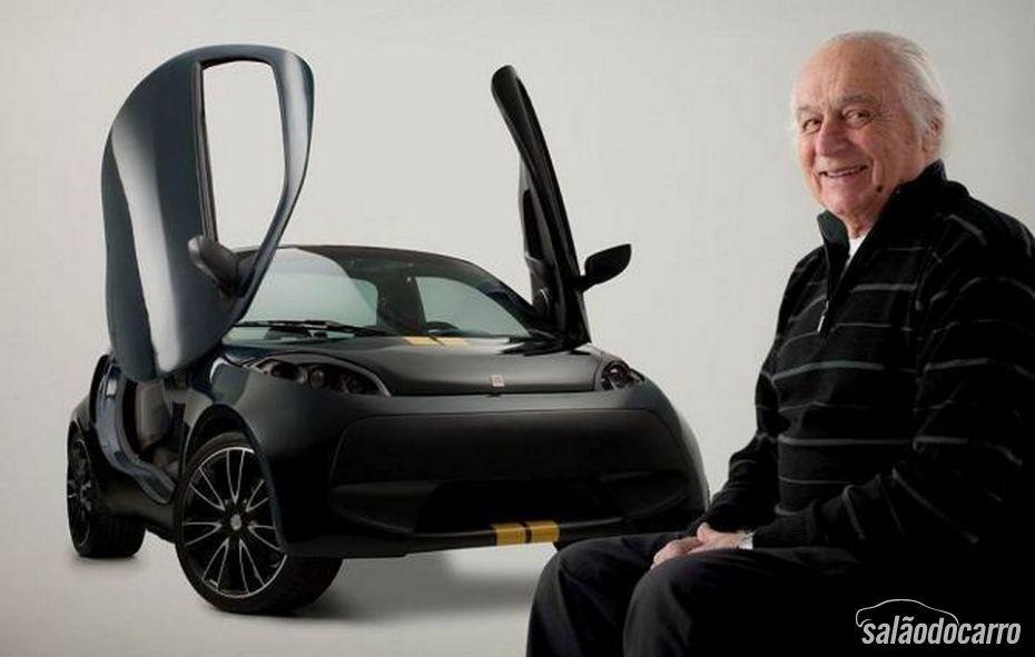 828E: o carro elétrico nacional que chegará em 2015