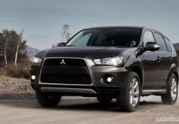 Mitsubishi anuncia recall do Outlander 3.0