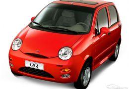 Chery QQ será produzido no Brasil com novo motor