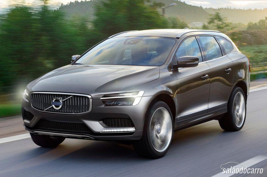 Vídeo demonstra novo sistema de segurança do Volvo XC90