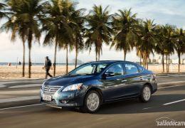 Nissan Sentra 2015 chega às concessionárias em agosto