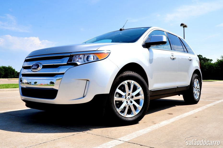 Ford lança Edge 2014