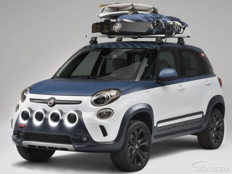 Fiat desenvolve 500L Vans Concept nos EUA