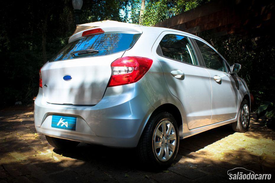 Ford Ka brasileiro chega em setembro por R$ 35.390