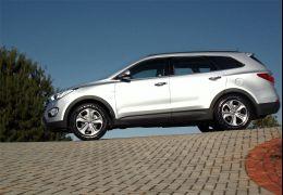 Teste da Hyundai Grand Santa Fe