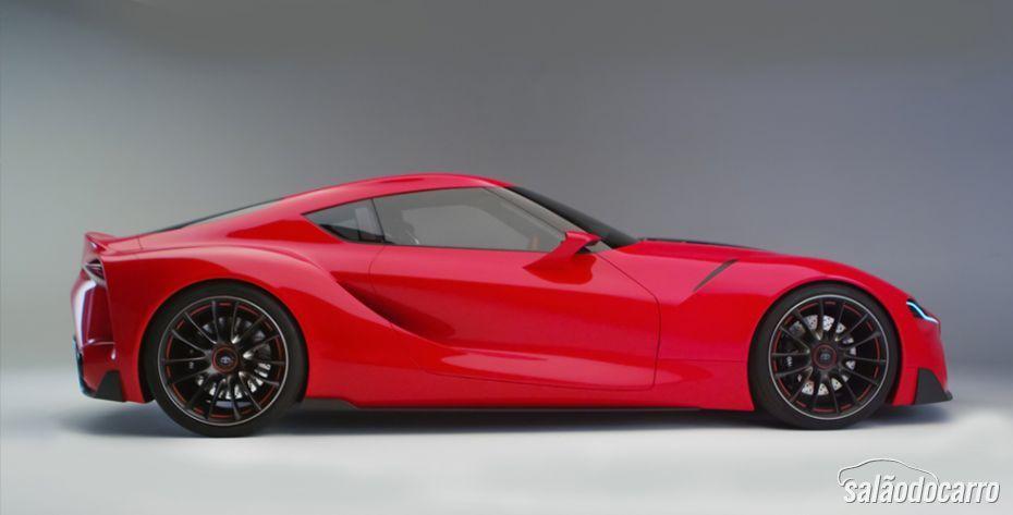 Todos os detalhes acerca do Toyota Supra